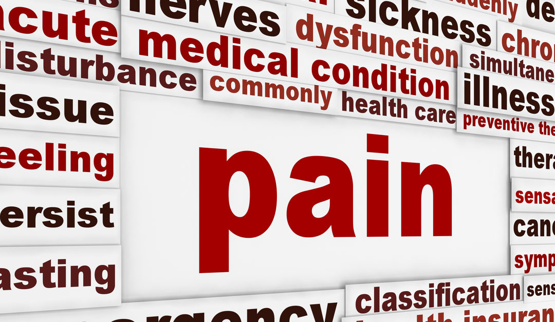 Understanding the Different Types of Pain – And How They Are Treated
